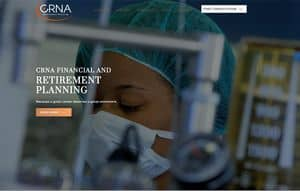 CRNA Retirement Planning