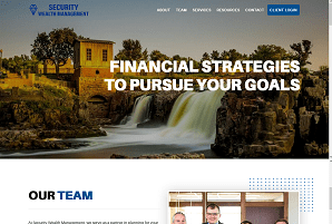 Security Wealth Management