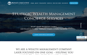 Private Executive Wealth Management